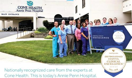 Nationally Recognized Cancer Care