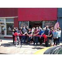 Reidsville Trading Post Ribbon Cutting
