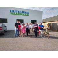Hutchens Rentz Eden Oil Celebrates Ribbon Cutting