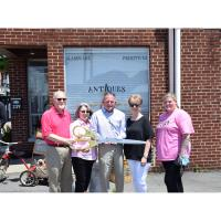 Coates Collectibles & Antiques Celebrates Ribbon Cutting