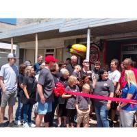 Carolina Cafe Celebrated a Ribbon Cutting