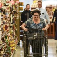 Grocery Hound Shopping Spree Raffle