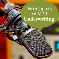 VPR 8-week Underwriting Raffle Prize