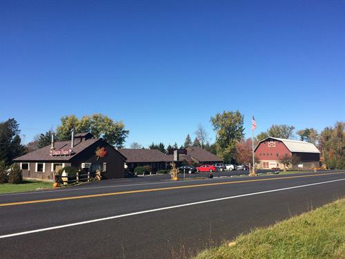 Dakin Farm on Route 7 in Ferrisburgh