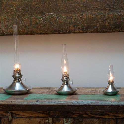 Cape family Oil Lamps