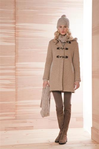 GEIGER toggle coat