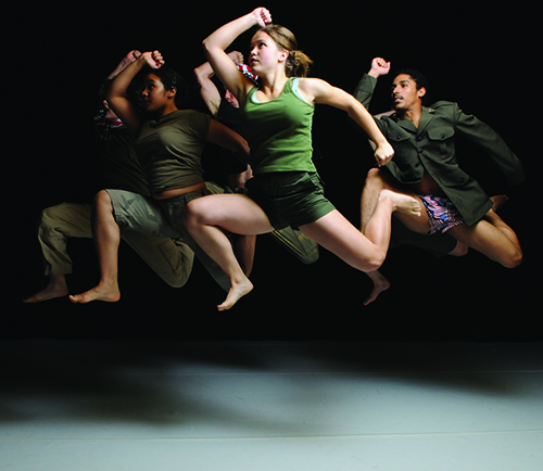 Dance Company of Middlebury, 2009
