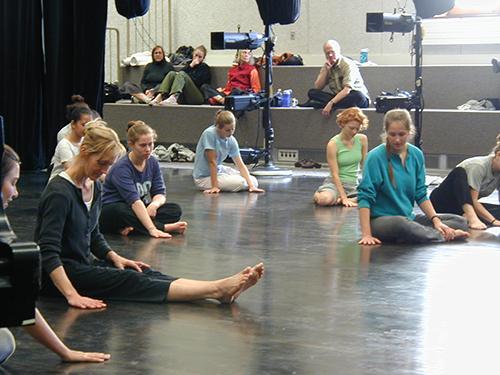 Dance Master Class