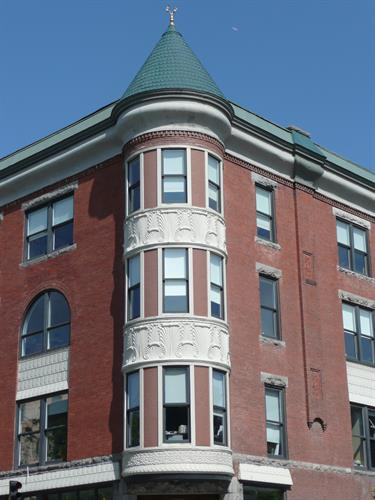 Our Burlington Office
