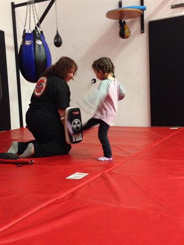 preschool kicks