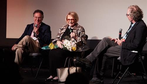 """Opening Night filmmaker for MNFF3, Joan Kron, discusses her feature documentary """"Take My Nose, Please"""""""