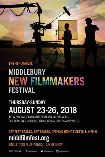 MNFF4 will run August 23 - 26, 2018