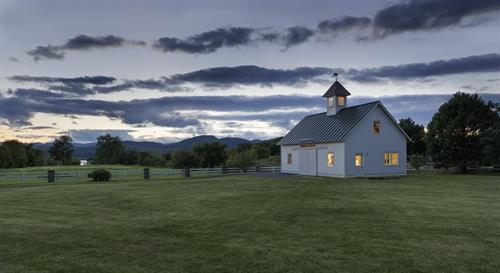 Classic barn in Addison, VT