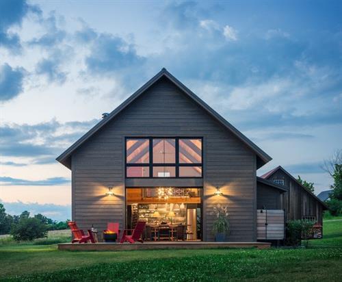 The Vermont Modern Barn