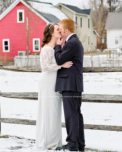 Vermont Elopement Photographer