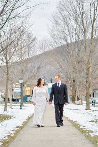 Vermont Elopement Photography