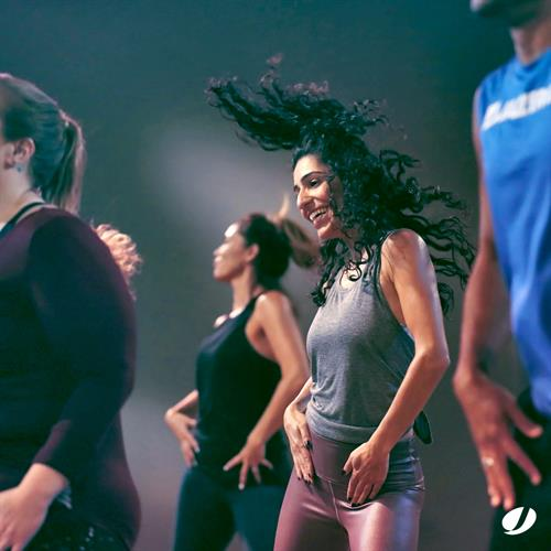 Jazzercise is a dance party with results! Burn 500-800 calories per class