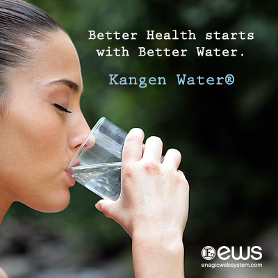 Better health starts with Better water