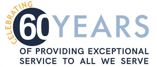 60 Years of Exceptional Service