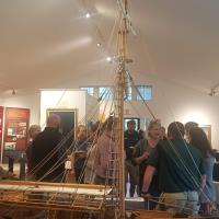 Maritime Museum and Basin Harbor Co-Host Chamber Mixer