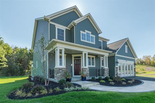 SouthGate Hills Model Home