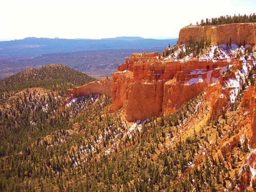 Bryce Canyon National Park is an American national park located in southwestern Utah