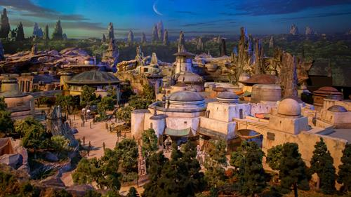 Disney World's Star Wars - Galaxy's Edge