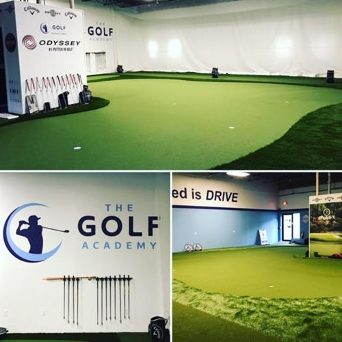 TGAroc Indoor Golf Performance Center
