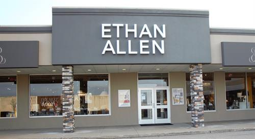 Ethan Allen Furniture Furniture Shopping Retail Office