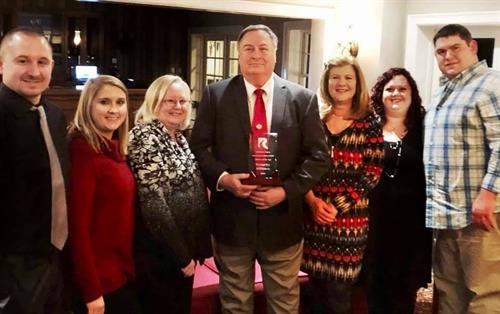 Security Alliance with owner Rod Maitland,  Jan  2020 award affiliate member of the year with the Dan River Region Association of Realtors in VA