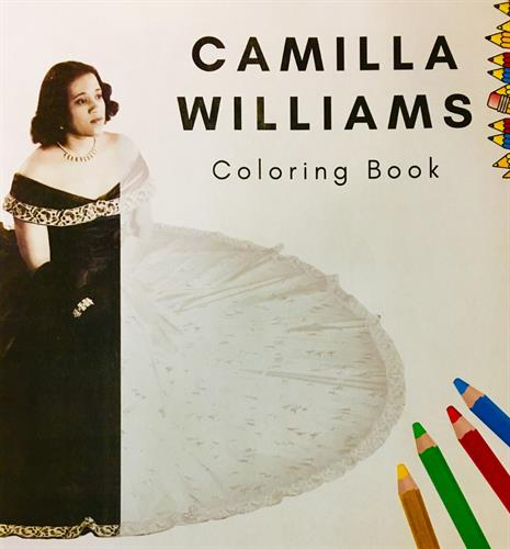 Education Components for Camilla Williams Collection