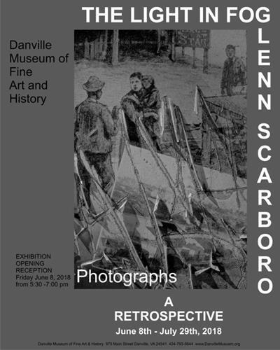 Glenn Scarboro Poster