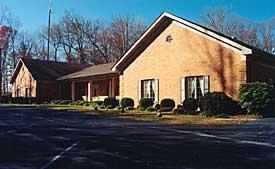 Westover Chapel