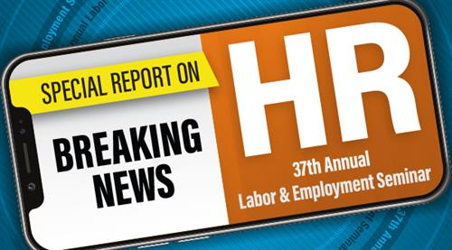 Woods Rogers 37th Annual Labor and Employment Seminar Series (Danville)