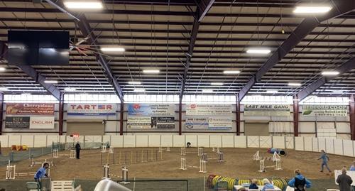 DKC in Arena