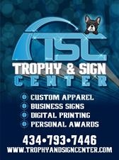 Trophy & Sign Center
