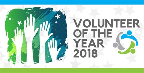 Volunteer of the Year 2018