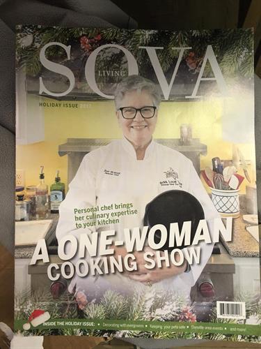 SOVA Magazine Article