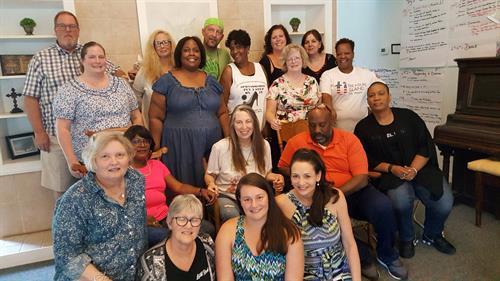 Advanced Wellness Recovery Action Plan Facilitator Training