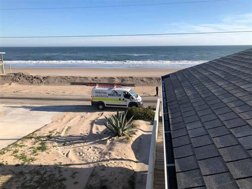 Coastal Home Roof Replacement