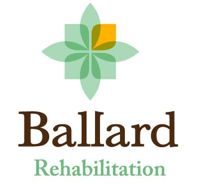 Ballard Rehabilitation Logo