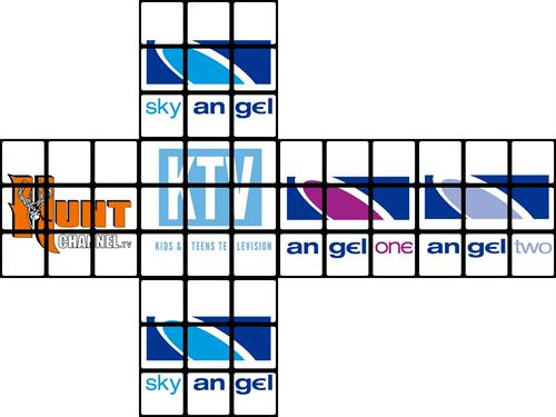Proof for a rubik's cube like puzzle for a TV Network