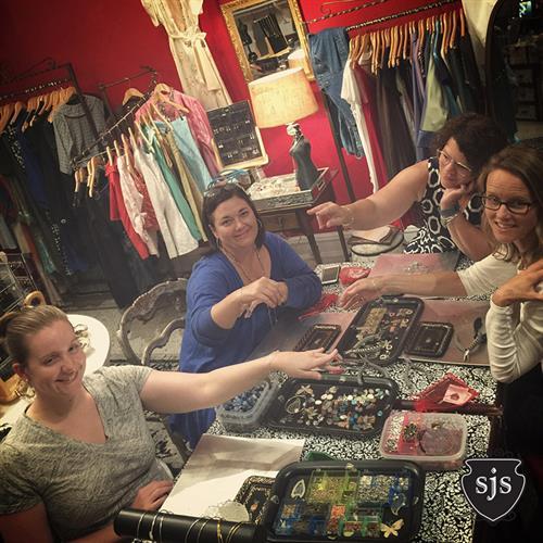 Starlet jewelry design classes
