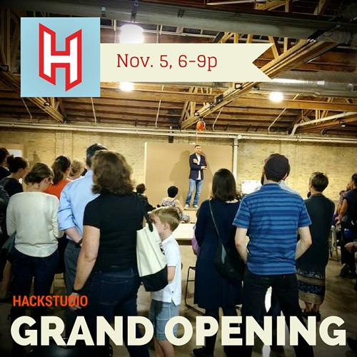 Everyone is invited to our Grand Opening on November 5, 6-9 p.m. at 2510 Green Bay Road