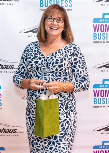 2019 Winner North Shore Women in Business for Senior Care
