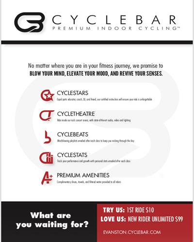 What is CycleBar!