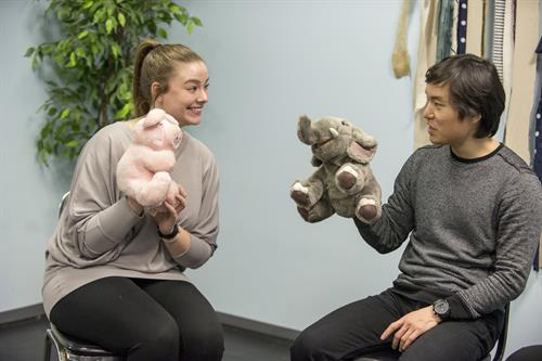 ITA Drama Therapy Puppets