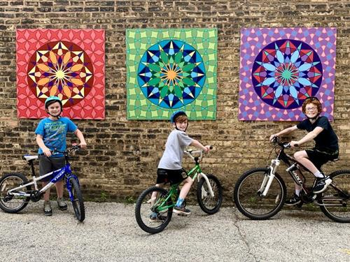 Evanston Mural Arts Program