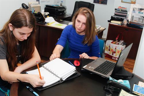 Advisory and Executive Function Coaching