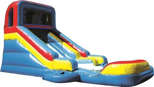 Slide n' Splash Waterslide
